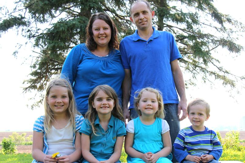 Reddekopp Family